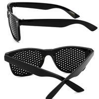 眼球トレーニング用ピンホールメガネ