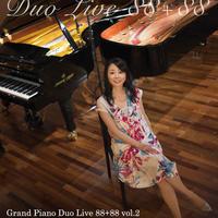 Grand Piano Duo Live 88+88 vol.2 〜鍵盤2台で奏でる女性のためのlove songs〜DVD