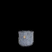 ルーツポーチ Root Pouch #2 Grey 持ち手なし