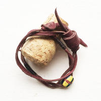 Leather Bracelet/ Wind-3