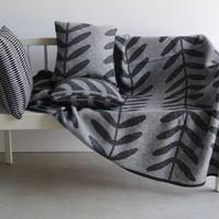 Kelpman Textile : Plaid Liana ( ウールブランケット)
