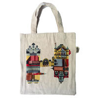 TIKAU_H is for Helsinki Tote Bag