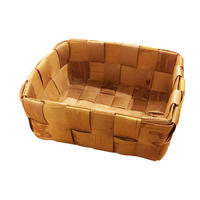 Svensk Hemslöjd_Handmade White Birch Mini Box