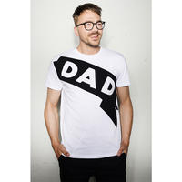 "Reet Aus_ Up-Shirt  for Men "" DAD"" ( メンズTシャツ)"