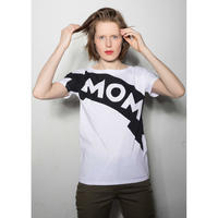 "Reet Aus_ Up-Shirt for Women ""MOM"" ( レディースTシャツ)"