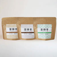薬膳茶(3種セット)  ウコン・シナモン・緑茶  (メール便)
