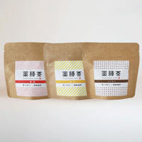 薬膳茶(3種セット)  薔薇・柚子・シナモン(コンパクト便)