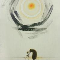 F3-092018 可愛い子猫(子犬)と女の子