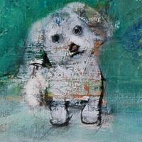 usF6-071719 可愛い子犬と女の子