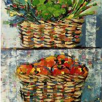 usF6-060903 静物(野菜)