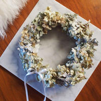【wreath】B.Hydrangea