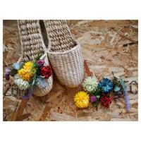 【Handicraft KIT】お花のスリッパキット_Meadow