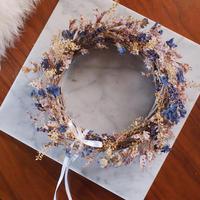 【wreath】D.Little blue