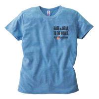 メンズTシャツ・ブルー ///SALE///