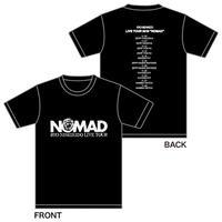 TシャツB/NOMAD TOUR 2019