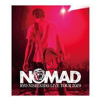 """「錦戸亮 LIVE TOUR 2019 """"NOMAD""""」通常盤(Blu-ray+CD)"""
