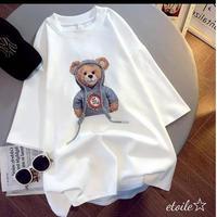 くまちゃんTシャツ