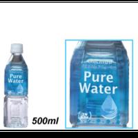 Pure Water(ピュアウォーター)7年保存水 0.5×24本