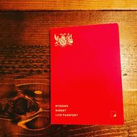 パスポート型メモ帳