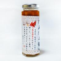 延岡産「七萬石とうがらし」使用 にんにく醤油