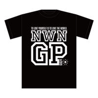 NWNGP 発足記念Tシャツ  【黒】