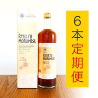 RYUKYU MOROMISU - 紅麹もろみ酢 【6本セット定期便】