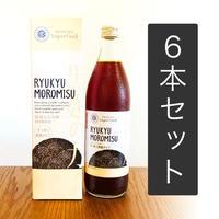 RYUKYU MOROMISU - 黒糖もろみ酢【6本セット/送料無料】