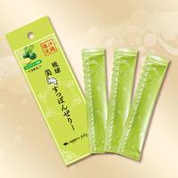 琉球美すっぽんぜりーシークワーサー風味/袋タイプ(10g×3本入)
