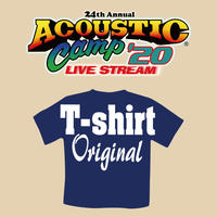 RyumaroStore限定 AcousticCamp2020 Official Tシャツ
