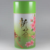 【静岡産川根新茶】100g缶入り