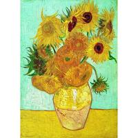 ヴァンゴッホ*ひまわり/Sunflowers*59.4x84cm (A1)*キャンバスアート(フレーム無し)*Vincent van Gogh
