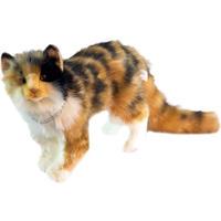 ハンザ●Hansa 6966●Calico Long Haired●虎猫 ぬいぐるみ●世界の猫 GOODS