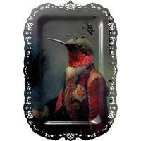 イブライド●レイチェル・コンヴァー●長方形のトレイ「Ambroise」PFGPAMBR●Galerie de Portraits