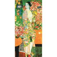 グスタフ・クリムト*ザ・ダンサー/The Dance*100x50cm*キャンバスアート(フレーム無し)*Gustav Klimt