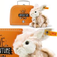 シュタイフ*ウサギのメリー  MELLY HASE (スーツケース)*STEIFF 080449