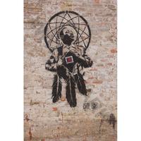 """バンクシー *Dr Luther King Junior*61 x 92 cm (24""""x 37"""")*キャンバスアート(フレーム無し)*BANKSY"""