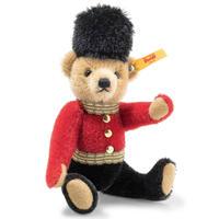 シュタイフ*グレートエスケープ ロンドン テディベア*Great Escapes London Teddy bear*STEIFF  026867