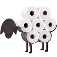 RED CANDY●LOOEWE●ババラ トイレットペーパーホルダー羊●Baabara Toilet Paper Holder Sheep