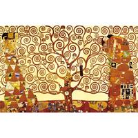 """グスタフ・クリムト*GUSTAV KLIMT*生命の樹 (Tree Of Life)*キャンバスアート 40x60cm(16""""×24"""")"""