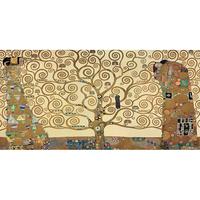 グスタフ・クリムト*GUSTAV KLIMT*生命の樹 (Tree Of Life)*キャンバスアート 50x100cm