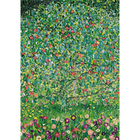 グスタフ・クリムト*リンゴの木/ The apple tree *59.4x84cm (A1)*キャンバスアート(フレーム無し)*Gustav Klimt
