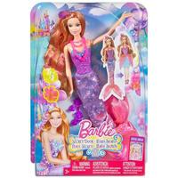 バービー*BARBIE BLP25 *変身マーメイドドール  2in1*Barbie and The Secret Door