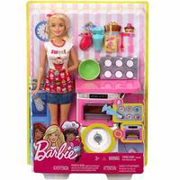 バービー*MATTEL BARBIE  FHP57*バービー人形のベーキングプレイセット*マテル社