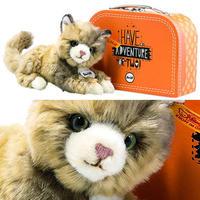 シュタイフ*ルーシーキャット LUCY CAT (スーツケース)*STEIFF  099472