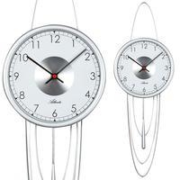 アトランタ◆Atlanta 5016◆シンプル振り子時計、壁掛け時計◆アトランタバイパラゴン