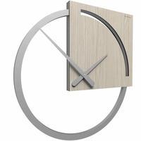 CALLEADESIGN◆WANDUHR KARL◆カール 壁掛け時計 (ブリーズオーク)◆トリエステ