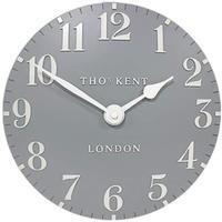 トーマスケント◆THOMAS KENT  B08641283T◆掛け時計◆アラビア時計フラックスブルー◆直径30㎝