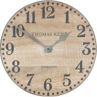 トーマスケント◆THOMAS KENT CAW5NKO15001◆Wharf Clock 掛け時計◆ソープオーク