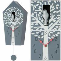 アームス ◆AMS 7287◆可愛いシンプル 鳩時計◆ドイツ製クォーツムーブメント