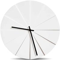 レフ・アムステルダム◆LEFF Amsterdam Scope12◆コープクロック掛け時計(ホワイト×黒)◆アーウィン・テルマート